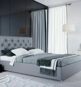 Новая 2-х спальняя кровать,размер 2х1,6