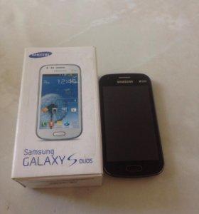 Смартфон Samsung Galaxy S DUOS 7562