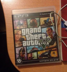 Гта 5 на PS3