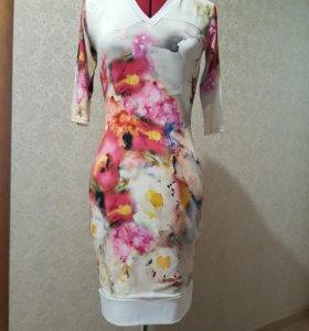Новое летнее платье, размер 42-44