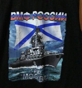 ВМФ России. Футболка мужская