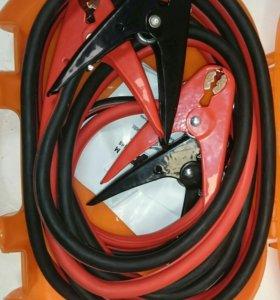 Провода прикуривания 800а 4м