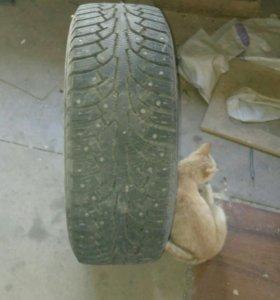 Комплект колес( шины и диски R-16)