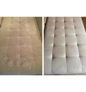 Химчистка мебели и ковров на дому с гарантией