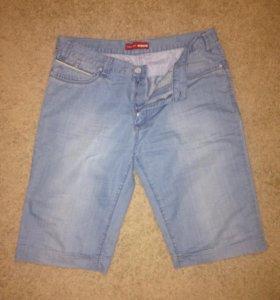 Шорты джинсовые.Торг
