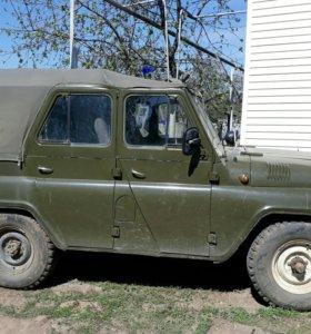УАЗ 31512 1986 г/в