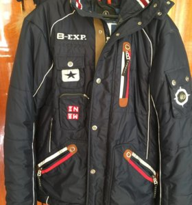 Куртка горнолыжная зимняя