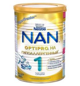 Смесь NAN Гипоаллергенный