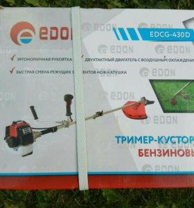 Тииммер бензиновый EDON EDCG-430D