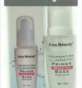 Основа под макияж Kiss Beauty