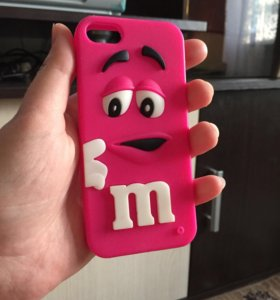 Бампер чехол на iPhone 5/5s