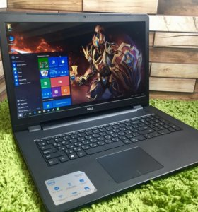Dell (17,3\Core i5-6200U\8Gb\R5 M335\1Tb) SkyLake