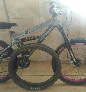 Велосипед Haro X7 Extreme