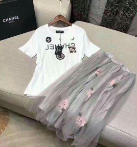 НОВЫЙ комплект Chanel