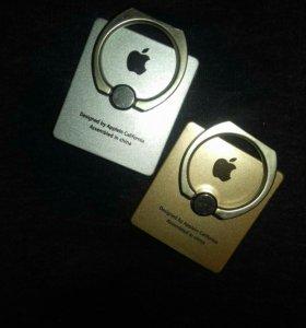 Кольцо-держатель с эмблемой Apple