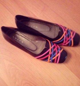 Туфли балетки макасины