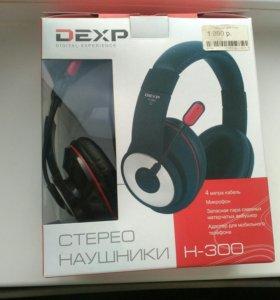 Dexp игровые наушники с микрофоном