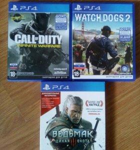 Продажа/ Обмен Игр на Sony PS4