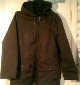 Куртка женская осенняя 46 размер