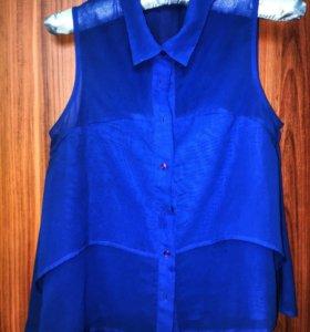 Блуза - жилетка 💙