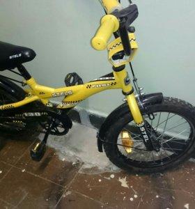 Срочно!Детский велосипед, новый.