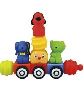 Поезд Патрик и друзья, K's kids