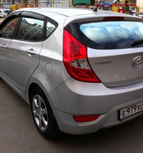 Hyundai Solaris, 1,4, 2011 г.