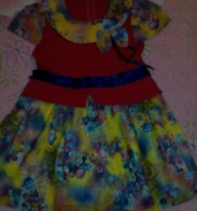 Милое платьице