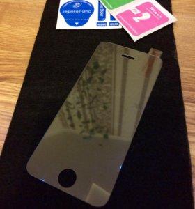 Стекло для iPhone 5; 5s; 5c; SE