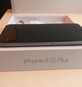 iPhone 6s Plus 32 GB Space Grey