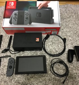 Nintendo Switch Новая