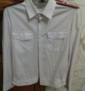 Порадная рубашка Суворовца