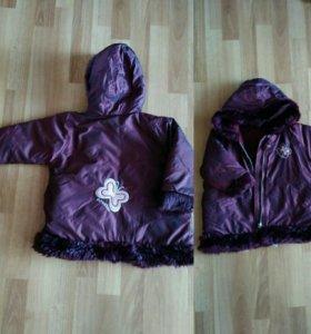 80-86 куртка-пальто
