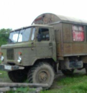 ГАЗ 66.