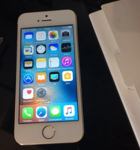 Apple IPhone 5S 16гб Золото