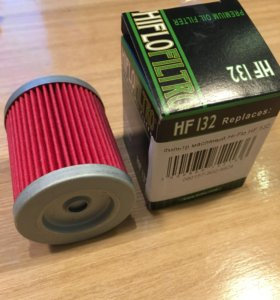 Фильтр масляный Hi-Flo HF 132
