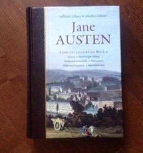 Коллекционная Книга Jane Austen собрание сочинений
