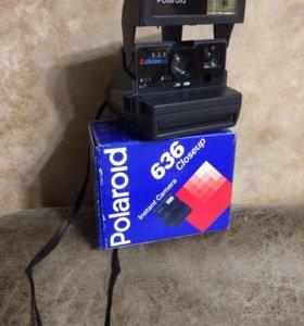 Фотоаппарат Polaroid Close Up636