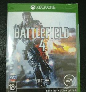 Игра Battlefield 4 для Xbox ONE