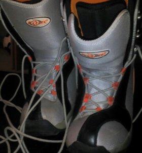 Ботинки для сноуборда B.O.N.E.S