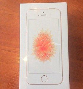 Новый iPhone SE 16gb