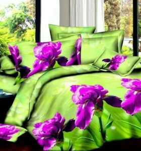 Комплекты постельного белья и другие товары