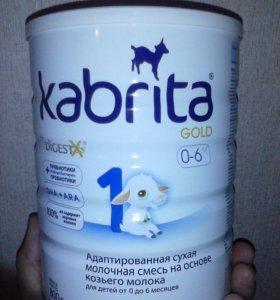 Молочная смесь на козьем молоке