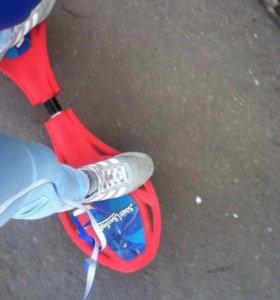 Скейтборд балансирующий