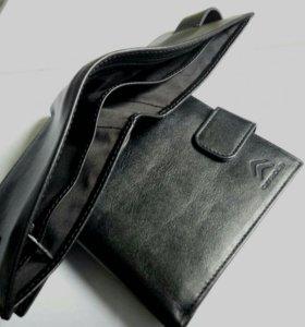 Кожаный кошелек Citroen