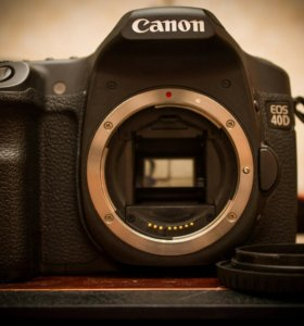 Canon 40D (body)
