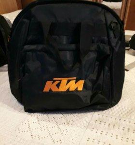Сумка для шлема KTM