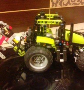 Лего Техник Трактор