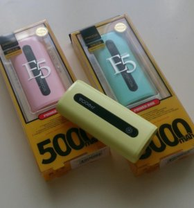 Power Bank Remax Proda E5 5000 mAh 1.0A