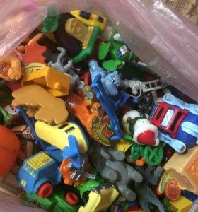 Мелкие игрушки